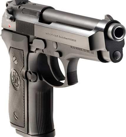 Боевой пистолет Beretta 92FS описание и характеристики