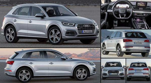 Рассекречены цены на новый кросс Audi Q5