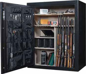 Размеры оружейного сейфа