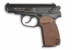 Пистолет огнестрельный ограниченного поражения МР-80-13Т