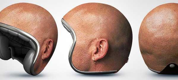 Шлем для мотоцикла безопасность и красота
