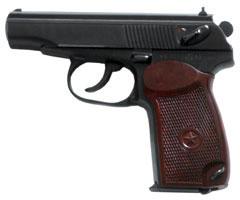 Пистолет Макарова (ПМ) описание и характеристика
