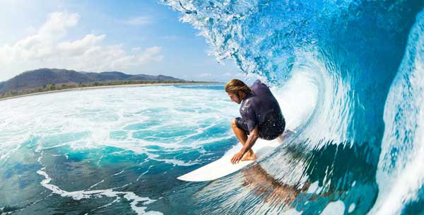 Серфинг - где кататься, лучшие места