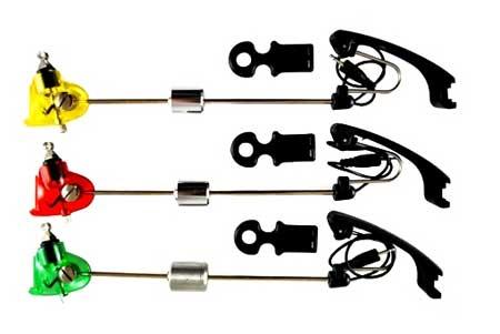 Визуальные-механические сигнализаторы клева