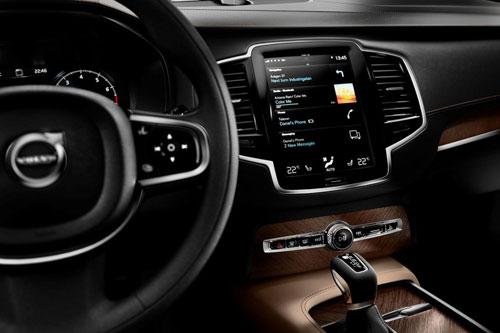 В автомобили Volvo установят Skype