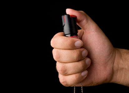 pepper spray for self defense
