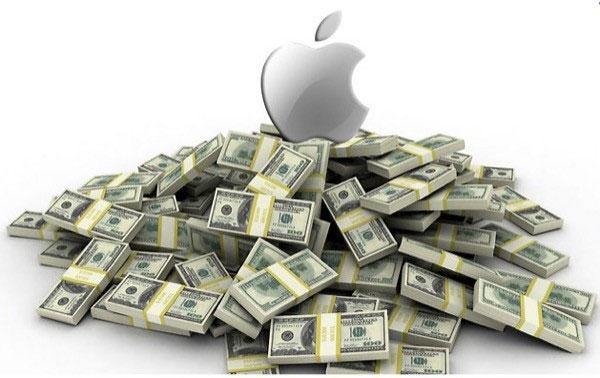Компания Apple зарабатывает больше всех