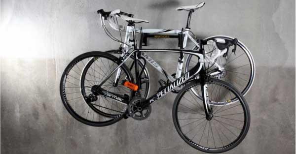 Храним велосипед на стене за руль - как не допустить ошибок?