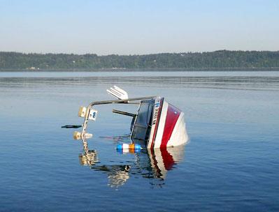 Безопасность на воде, в лодке