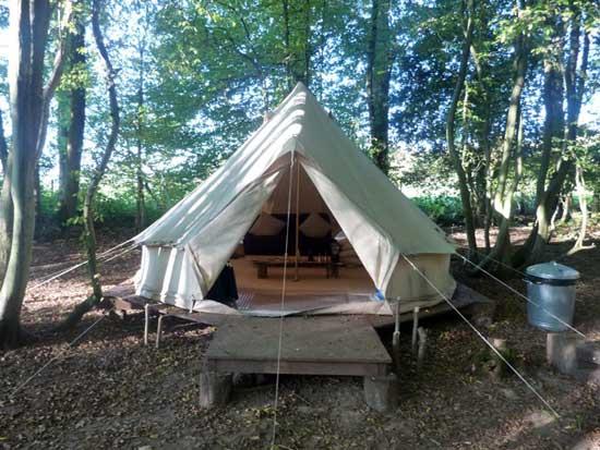 Как выбрать место для лагеря, кемпинга и привала