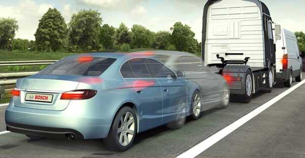 Виды и способы торможения автомобиля