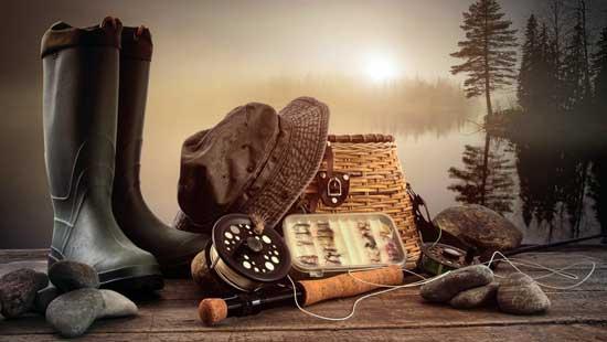 Рыболовные снасти и принадлежности для успешной ловли