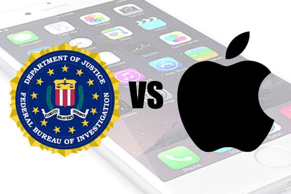 Конфликт между Apple и властями США