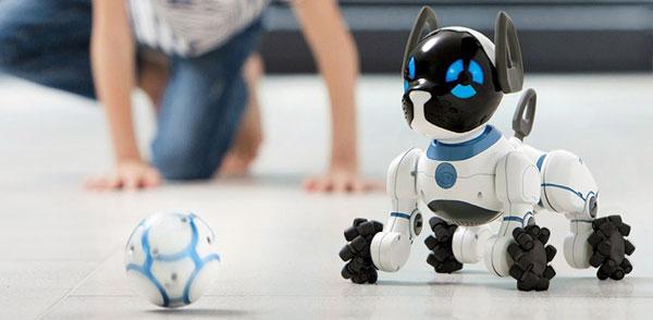 В скором времени каждый сможет купить роботизированного домашнего питомца