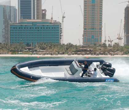 Лодки ПВХ под мотор - как выбрать?
