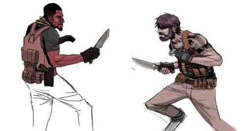 Мифы ножевого боя