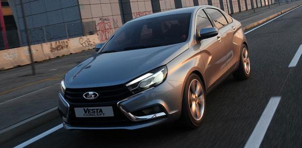 АВТОВАЗ озвучил немецкую стоимость Lada Vesta