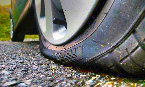 Давление в шинах автомобиля - советы, датчики и накачка шин