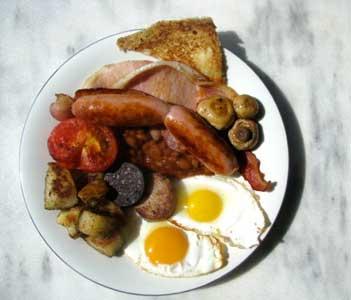 Что приготовить мужу на завтрак?