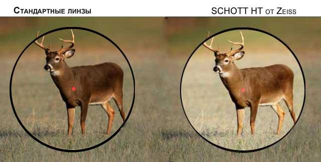 Возьмите с собой на охоту точный выстрел от Carl Zeiss