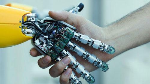 Создан первый робот, который способен взаимодействовать с предметами любой формы