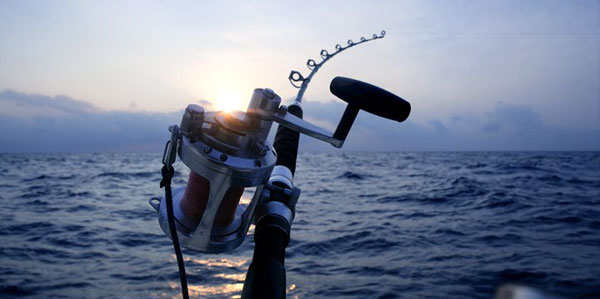 Морская рыбалка - оснащение, снасти, видео