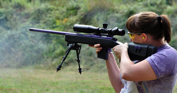 Стрельба навскидку, советы молодому охотнику