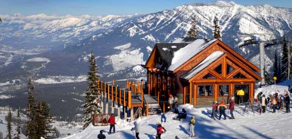 Лучшие горнолыжные курорты мира или где покататься на лыжах