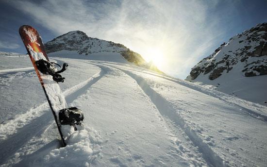 Сноуборд как и какой выбрать