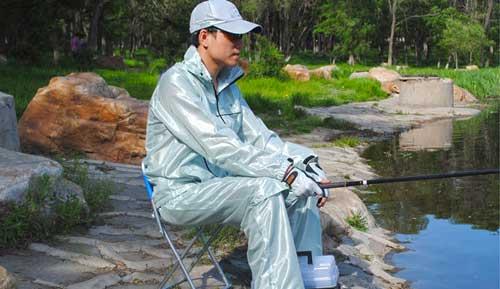 Костюм для рыбалки летом - выбираем правильно