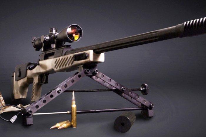 Сверхмощная снайперская винтовка СВЛК-14С «Сумрак»