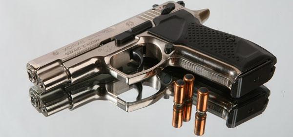 Травматический пистолет устройство и описание