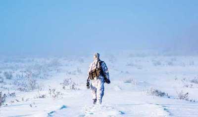 Снаряжение и экипировка для зимней охоты