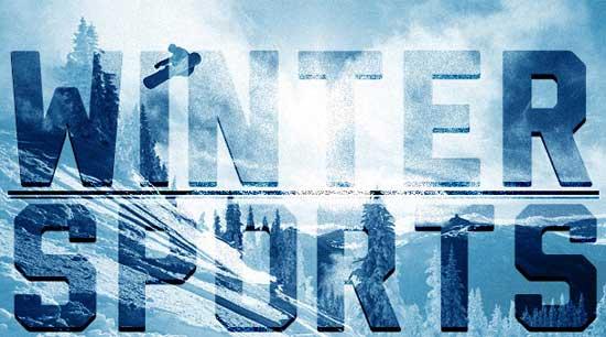 Зимние виды спорта, чем заняться?