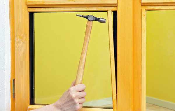 Деревянные окна своими руками легко