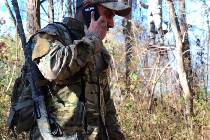 Для занятий охотой нужны подготовка и хорошее здоровье