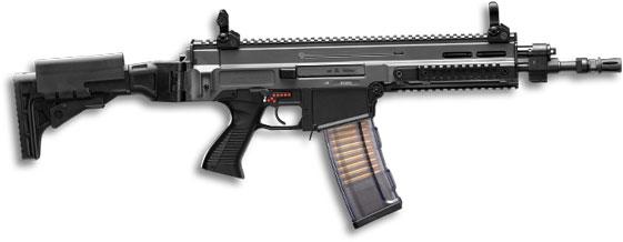 Штурмовая винтовка CZ 805 BREN A2