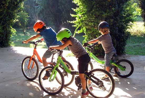 Велосипед для ребенка как выбрать