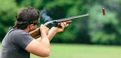 Как правильно стрелять в стендовой стрельбе?