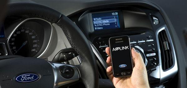 Ford - управление с помощью смартфона уже реальность