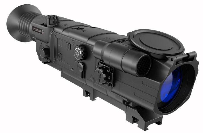 Цифровой прицел ночного видения Pulsar Digisight N770