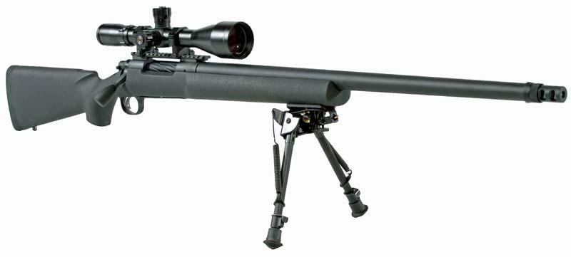 Где купить винтовку Remington?