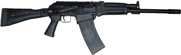 Сайга 12 - карабин для охоты