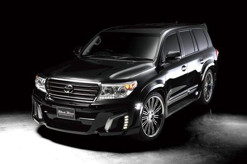 Toyota Land Cruiser – внедорожник с характером