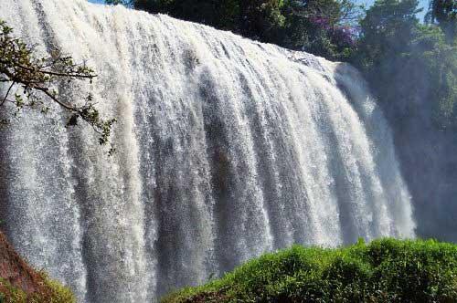Самые красивые водопады мира видео