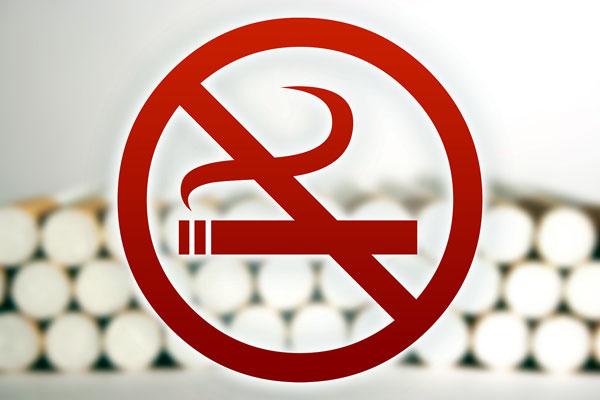 Полный запрет на продажу сигарет в России