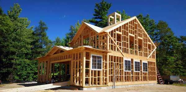 С чего начать строительство загородного дома