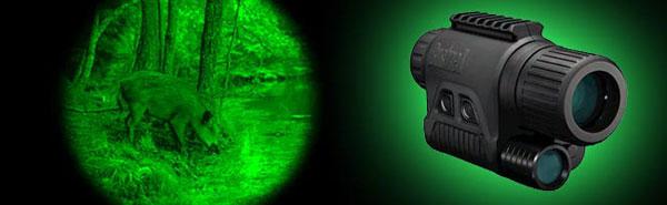 Монокуляр ночного видения - описание, цены, видео