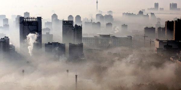 Загрязненный воздух больших городов провоцирует старческий маразм