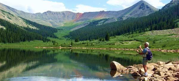 Ловля рыбы в озерах и водохранилищах